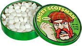 Archie McPhee - Angry Scotsman Mints Tin