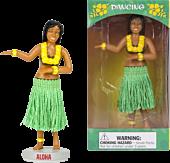 "Archie McPhee - Dancing Dashboard Hula Girl 5"" Vinyl Figure"