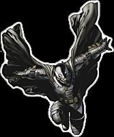 Armored Batman Character Lensed Emblem