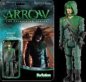 "Arrow - Green Arrow ReAction 3.75"" Action Figure"