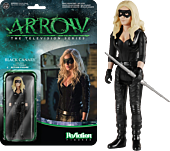 Black Canary ReAction Figure - Main Image