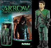 Unmasked Green Arrow ReAction Figure - Main Image