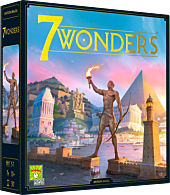 7 Wonders - New Edition Board Game
