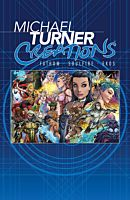 Michael Turner Creations: Featuring Fathom, Soulfire, and Ekos Hardcover Book
