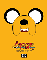 Adventure Time - The Complete Fifth Season - Part 1 DVD