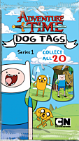 Adventure Time - Dog Tags