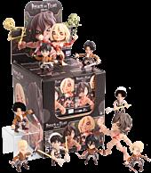 "Attack on Titan - 3"" Vinyl Action Figure Blind Box (Display of 12)"