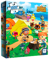 Animal Crossing: New Horizons - Welcome to Animal Crossing 1000 Piece Jigsaw Puzzle
