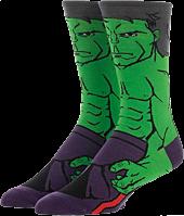 Avengers 4: Endgame - Hulk 360 Character Men's Socks (One Size)