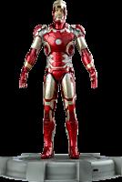 Avengers 2: Age of Ultron - Open Mask Iron Man Mark XLIII (43) 1/9th Scale Action Hero Vignette Model Kit Statue Main Image
