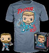 Avengers 4: Endgame - Thor Funko Pop! Vinyl Figure & T-Shirt Box Set.