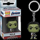 Avengers 4: Endgame - Hulk Funko Pocket Pop! Vinyl Keychain.