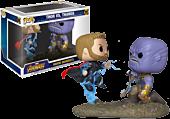 Avengers 3: Infinity War - Thor vs Thanos Movie Moments Funko Pop! Vinyl Figure 2-Pack.