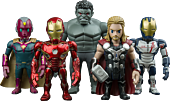 Avengers 2: Age of Ultron - Artist Mix Hot Toys Figures (Deluxe Box Set of 5) Main Image