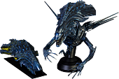 Alien vs. Predator - Alien Queen Deluxe 1/3 Scale Maquette Bust by CoolProps