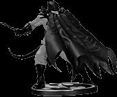 Batman - Black and White Batman Statue by Dave Johnson