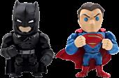 "Batman vs Superman: Dawn of Justice - Batman & Superman Metals 4"" Die-Cast Action Figure 2-Pack Variants Main Image"