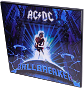 AC/DC - Ball Breaker Crystal Clear Picture by Nemesis Now