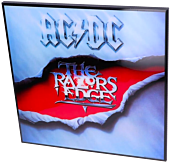 AC/DC - The Razors Edge Crystal Clear Picture by Nemesis Now.