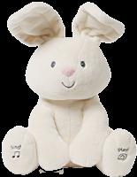 "Baby Gund - Flora the Bunny Animated 12"" Plush"