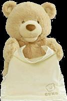 "Baby Gund - Peek-A-Boo Bear 10"" Plush"