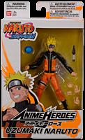 "Naruto - Naruto Uzumaki Anime Heroes 6"" Action Figure"
