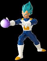 "Dragon Ball - Super Saiyan Blue Vegeta Attack 7"" Action Figure"