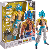 "Dragon Ball Super - Super Saiyan God Super Saiyan Gogeta S.H.Figuarts 5.5"" Action Figure"