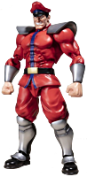 "Street Fighter - M.Bison S.H.Figuarts 6.5"" Action Figure"