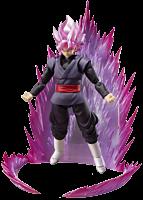 "Dragon Ball Super - Super Saiyan Rose Goku S.H.Figuarts 6"" Action Figure (2019 SDCC Exclusive)"