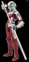 """Ultraman (2019) - Ultraman Suit Version 7 S.H.Figuarts 6.5"""" Action Figure"""