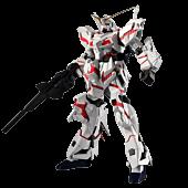 "Gundam Universe - Unicorn Gundam 02 Banshee 6"" Action Figure"
