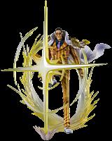 """One Piece - Borsalino Kizaru Three Admirals Figuarts Zero 8.5"""" Statue"""