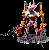 """Neon Genesis Evangelion - Evangelion Unit-08 Beta Improvised Combat Configuration NXEdge Style 4"""" Action Figure"""