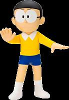 "Doraemon - Nobita Nobi Figuarts Zero 4.5"" Action Figure"