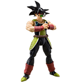 "Dragon Ball Z - Bardock S.H.Figuarts 6"" Action Figure"