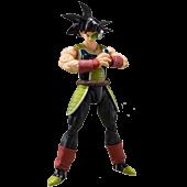 "Dragon Ball Z - Bardock S.H.Figuarts 6"" Action Figure"