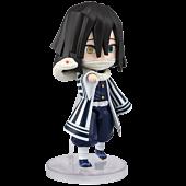 "Demon Slayer - Iguro Obanai 3.5"" Mini Figure"