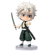 "Demon Slayer - Shinazugawa Sanemi Figuarts 3.5"" Mini Figure"