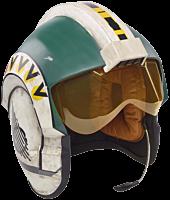 Star Wars - Wedge Antilles Battle Simulation Helmet Black Series 1:1 Scale Life Size Prop Replica