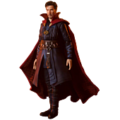 "Avengers 3: Infinity War - Doctor Strange Battle on Titan S.H.Figuarts 6"" Action Figure"