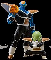 "Dragon Ball Z - Burter & Guldo S.H.Figuarts 8"" Scale Action Figure 2-Pack"