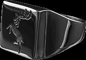 Game of Thrones - Baratheon Sigil Ring Size 7