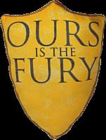 Game of Thrones - Baratheon Sigil Throw Pillow