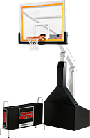 1/9th Scale Basketball Hoop and Rack Enterbay Accessory