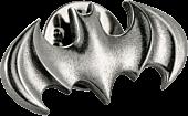 Batman - Insignia Pewter Lapel Pin | Popcultcha