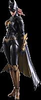 "Batgirl Play Arts Kai 10"" Action Figure"