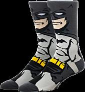Batman - Dark Knight 360 Character Crew Men's Socks (One Size)