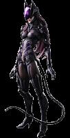 "Catwoman Variant Play Arts Kai 10"" Action Figure by Tetsuya Nomura"