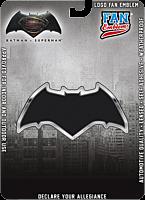 Batman Logo Lensed Emblem